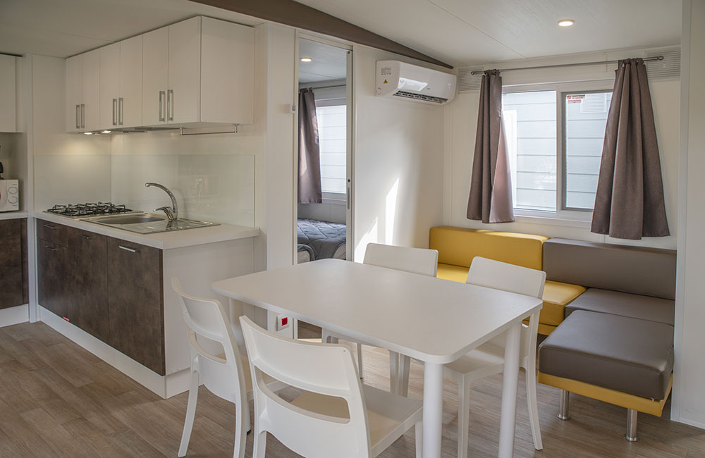 Mobilehome Green Suite